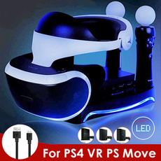 movecharger, psmovevr, led, Headset