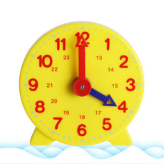 learningclock, earlylearningtoy, Clock, Children's Toys