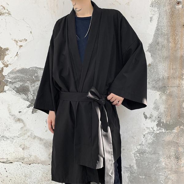 yukata, Plus Size, menskimono, Shirt