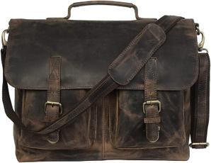 Office, Laptop, handmadeleatherbag, Crossbody Bag