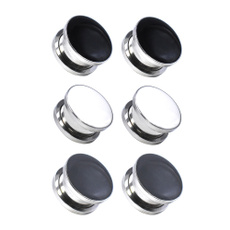 Steel, piercingsandgauge, earstretcherexpander, eartunnelplugmen