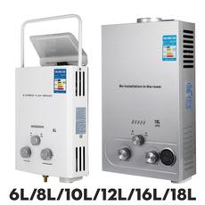 gaswaterheater, Bathroom Accessories, homeshower, water