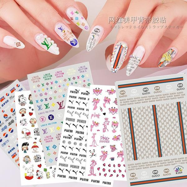 nail decoration, fashion women, nail tips, Beauty