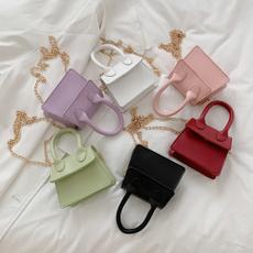 Mini, Cross Body, Chain, Shoulder Bags