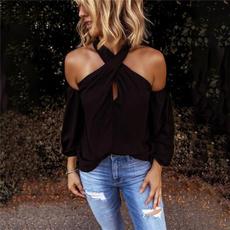 blouse, Summer, Fashion, Off