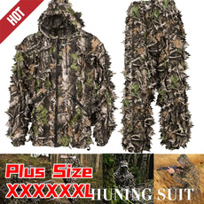 ghlliesuit, Outdoor, Hunting, leafyghilliesuit