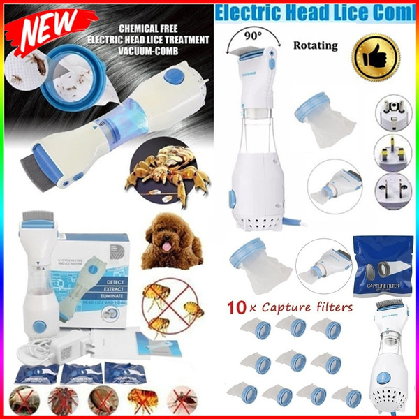 licecomb, Electric, Tool, electroniclicecomb