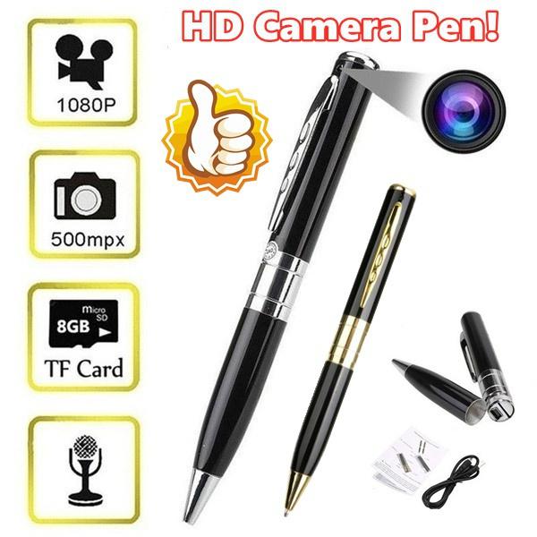 Mini, pencamera, Camera, videorecorder