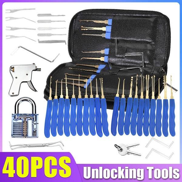 lockpicktool, unlockingpickingset, Keys, Lock
