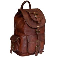 leatherbackpackformensrucksack, Picnic, rucksackbag, Handmade