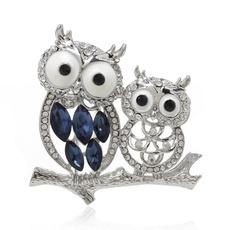 Owl, Corset, Crystal, Coat