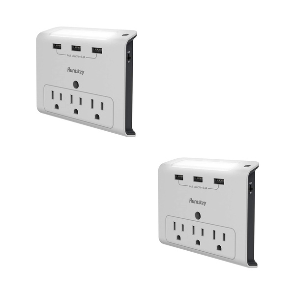 Plug, Cord, Wall Mount, usb