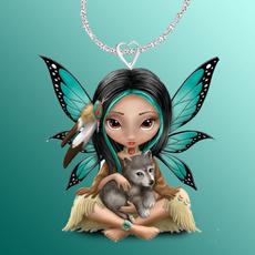 Beautiful, cute, refined925sterlingsilver, fairytaleworld