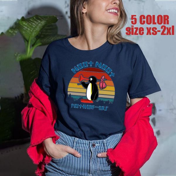 Tees & T-Shirts, penguinshirt, Shirt, roundnecktshirt