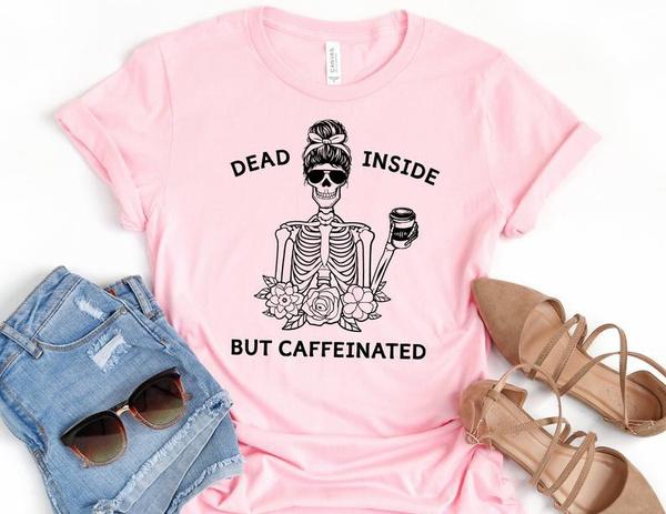 Funny, Coffee, Fashion, Shirt