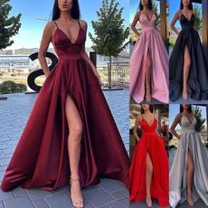 bridesmaiddresssplit, Fashion, halter dress, Cocktail