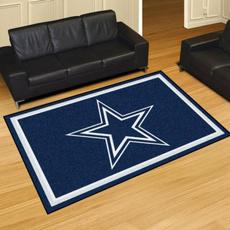 Decorative, Dallas, Mats, Cowboy