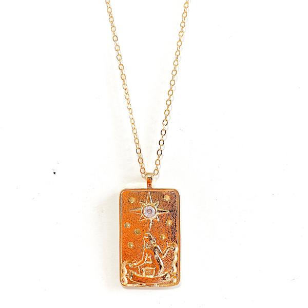 goldplated, thestartarot, Star, Jewelry
