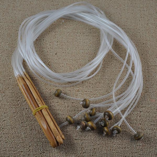 Needles, Knitting, tunisian, Hooks