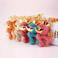 Fashion, Key Chain, Animal, Chain