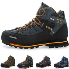 Mountain, Outdoor, Winter, Hiking
