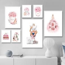 postesandprint, walldecorationitem, nordicpicture, girlsbedroomdecor