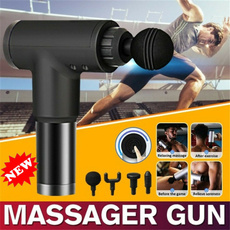 Muscle, musclemassager, electricmassager, therapygun