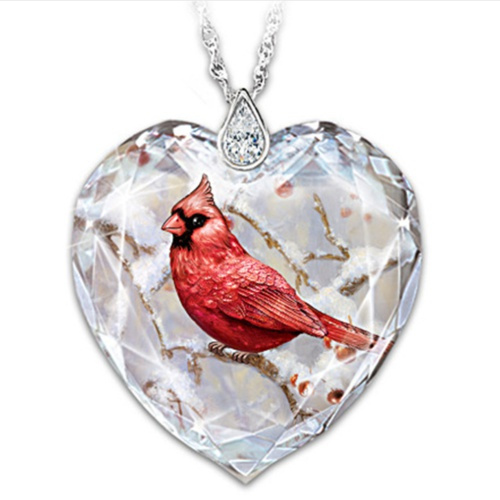 birdnecklace, little, Fashion, Jewelry