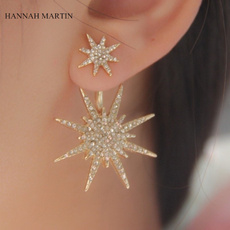 earrings jewelry, Dangle Earring, Christmas, Crystal Jewelry