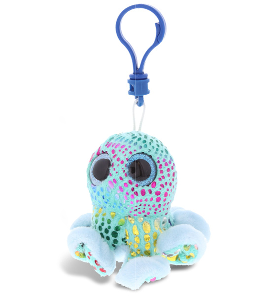 Blues, pink, Polyester, Key Chain