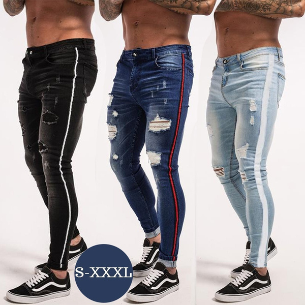 skinny jeans, Fashion, Slim Fit, pants