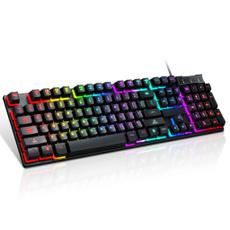 Tech & Gadgets, gamerkeyboard, clavier, usb