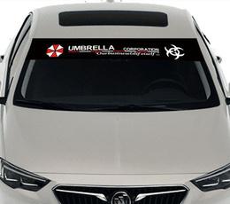 Car Sticker, Umbrella, carfrontwindowsticker, Cars