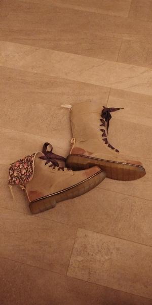 brown, storeupload, Shoes, Floral
