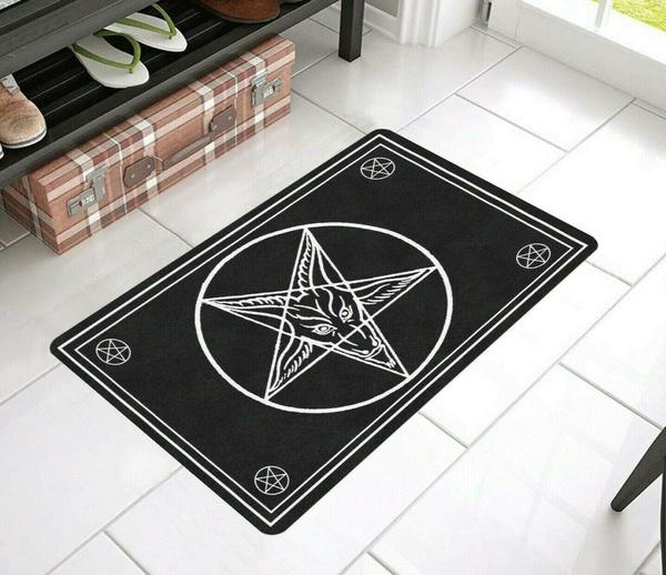 Occult, Decor, Door, Mats