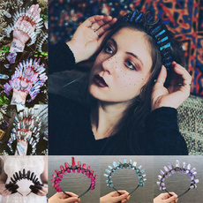 witchcrown, crownhairband, Wizard, wicca