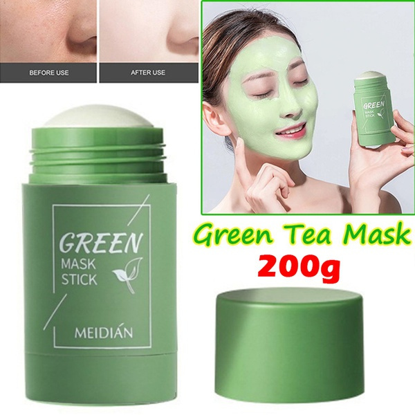 greenteamask, facecleaningmask, mudmask, Beauty