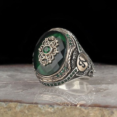 Flowers, Jewelry, Gifts, Silver Ring