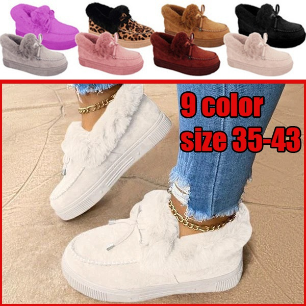 cute, Suede, shoes for womens, flatheelboot