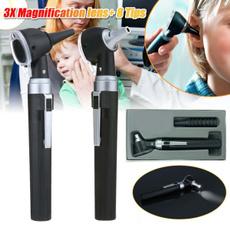 otoscope, led, otoscopeforear, Medical