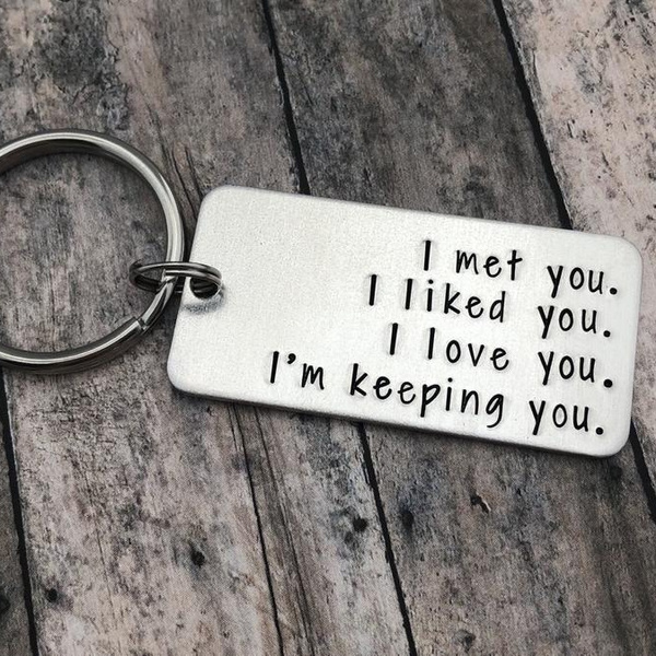 Funny, Love, bestfriend, quotekeychain