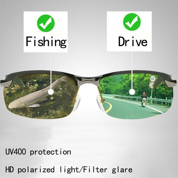 Fashion, photochromic, Driving, Lens