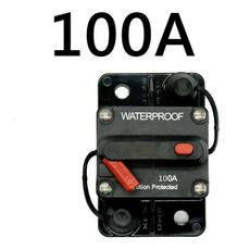 Box, waterprooffusebox, 1248v, circuitbreaker