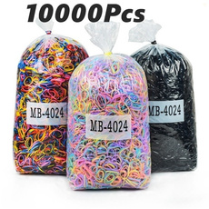 colorfulhairband, Colorful, Elastic, rubberband