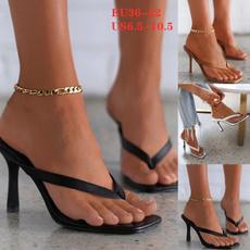 Summer, Flip Flops, Plus Size, highheelsforwomen