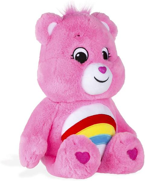 pink, Stuffed Animal, Toy, carebear