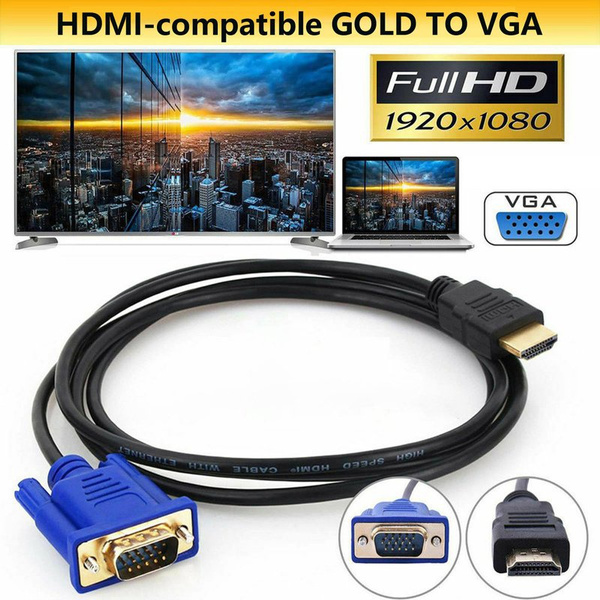 adaptercable, hdmimaletovgamale, maletovgamale, hdmimalecable