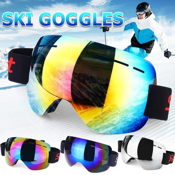 Goggles, Ski, Ski Goggles, Masks