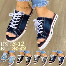 zapatosdemujer, lowupper, denimloafer, Summer