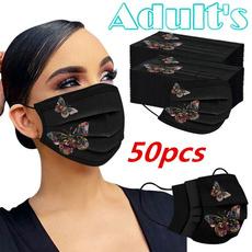 antidust, Breathable, Masks, Women's Fashion